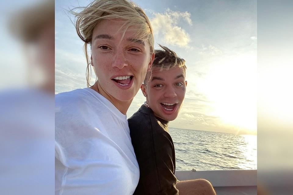 Еще недавно звездная пара обезнадежила фанатов своим воссоединением. Фото: соцсети