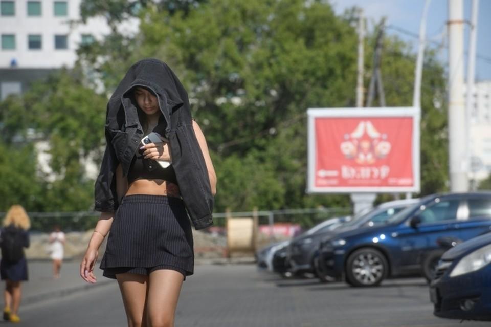 В Смоленской области аномальная жара продержится до конца недели.