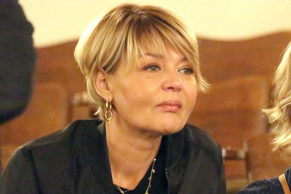 Юлия Меньшова.