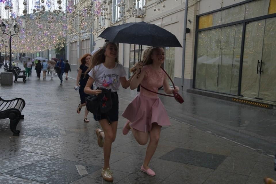 Погода в Иркутске: 14 июля осадки продолжатся