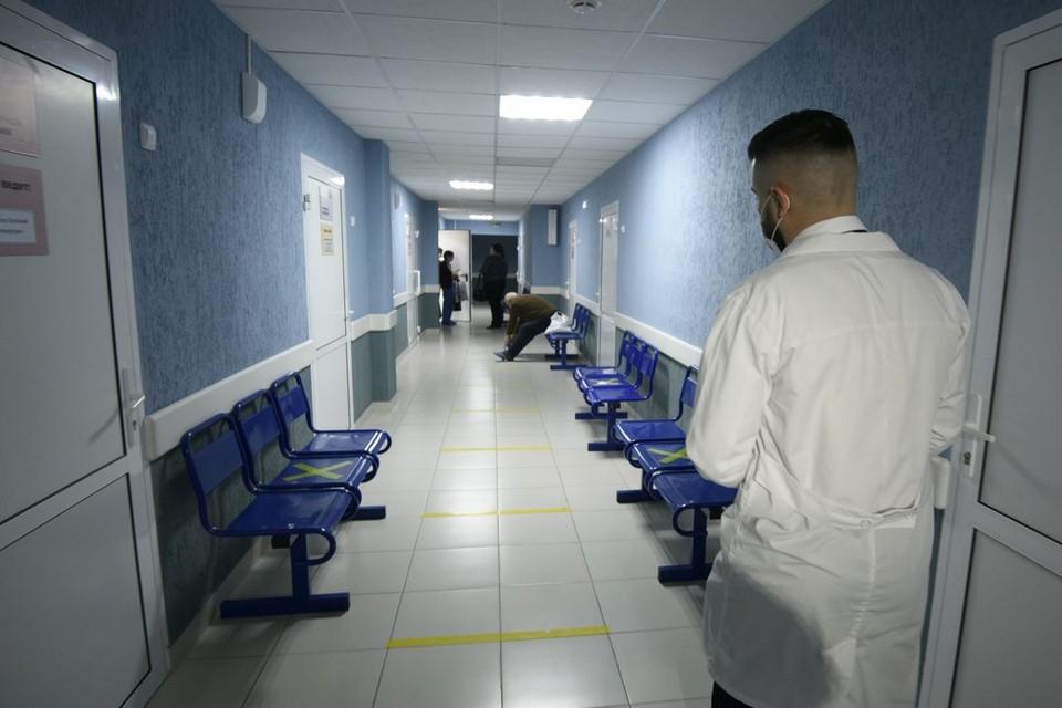 Новосибирцу пришлось обратиться в больницу, после того, как его покусала жена.