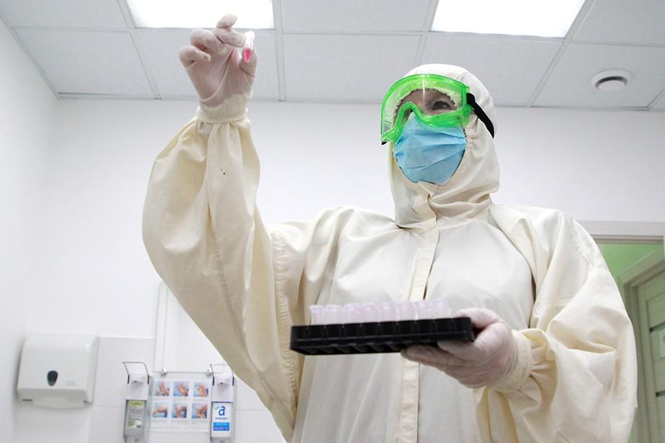 376 случаев заражения коронавирусом подтвердились в Иркутской области за сутки