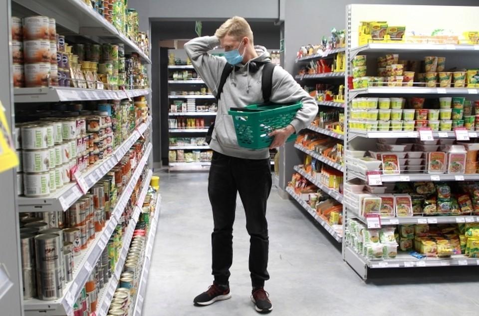 Стоимость минимального набора продуктов в расчете на месяц в июне составила 4838 рублей