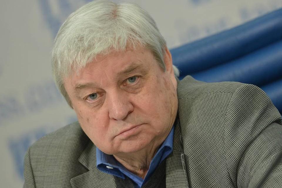 Скончался режиссер Александр Стефанович. Фото: ТАСС.