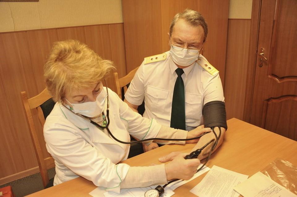 Более 190 смоленских таможенников вакцинировались от коронавируса. Фото: Смоленская таможня.