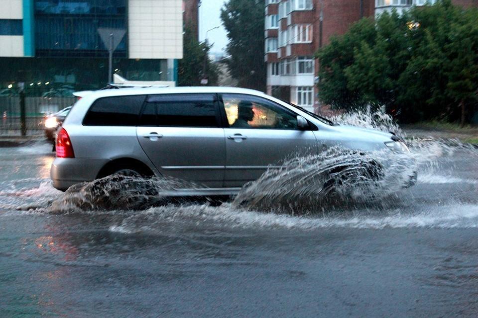 В МЧС предупредили, что тропические ливни возвращаются в Иркутскую область