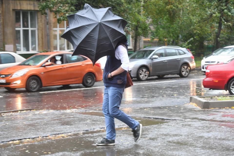В Ярославской области ожидается гроза с ливнем и градом