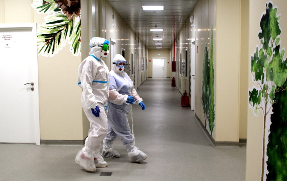 За сутки новых умерших от коронавируса в Томской области не зафиксировано