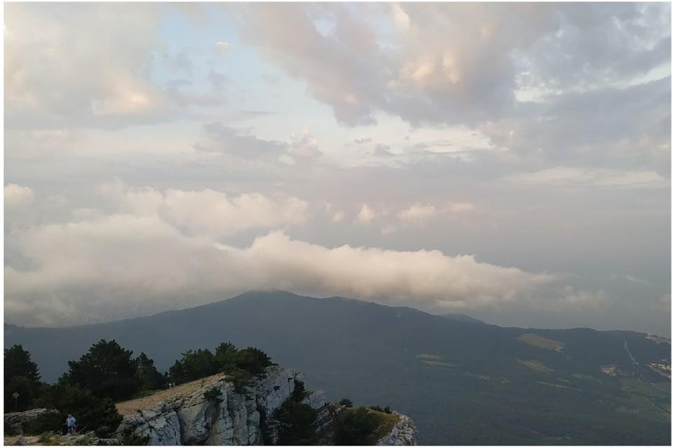 В горах Крыма очень красиво. Фото: Андрей Бачурин/VK