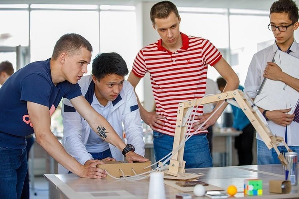 В СФУ ждут молодых, талантливых, креативных.