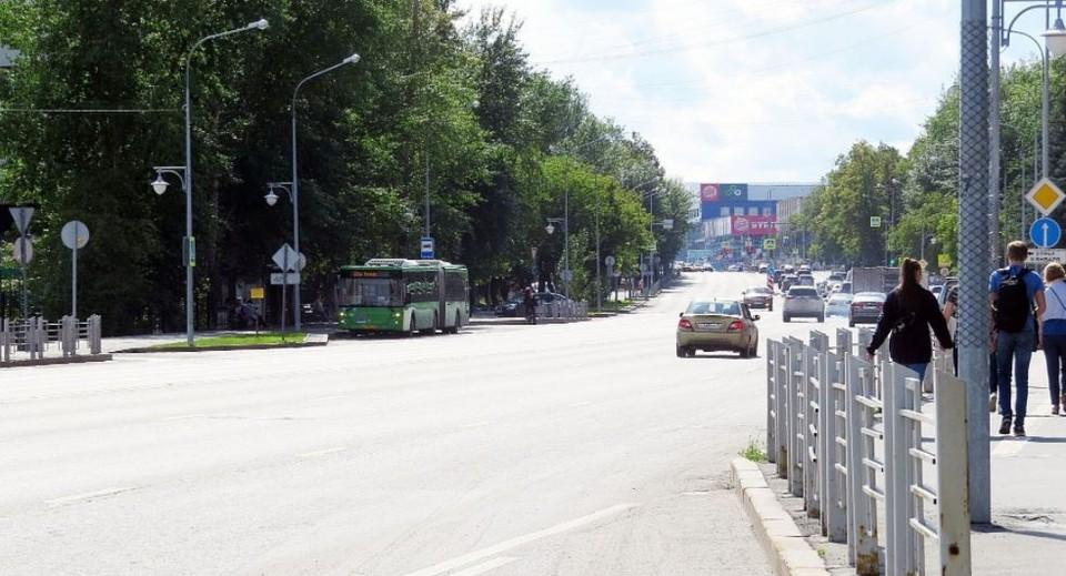 На Московском тракте в Тюмени обесточат светофоры.