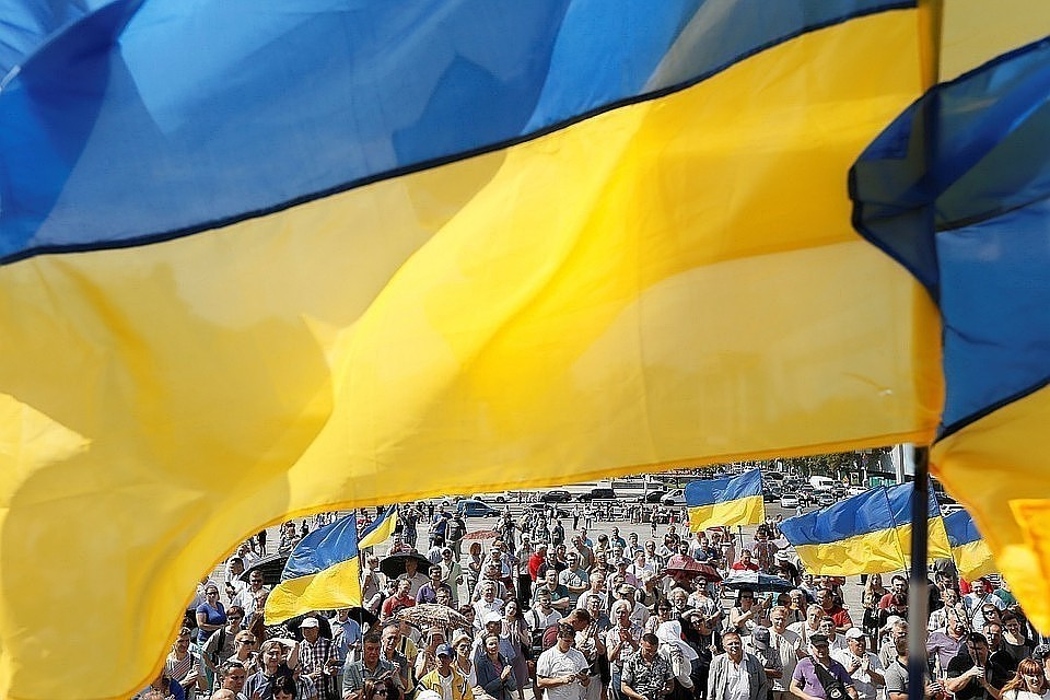 Украина получила первый ударный беспилотник из Турции
