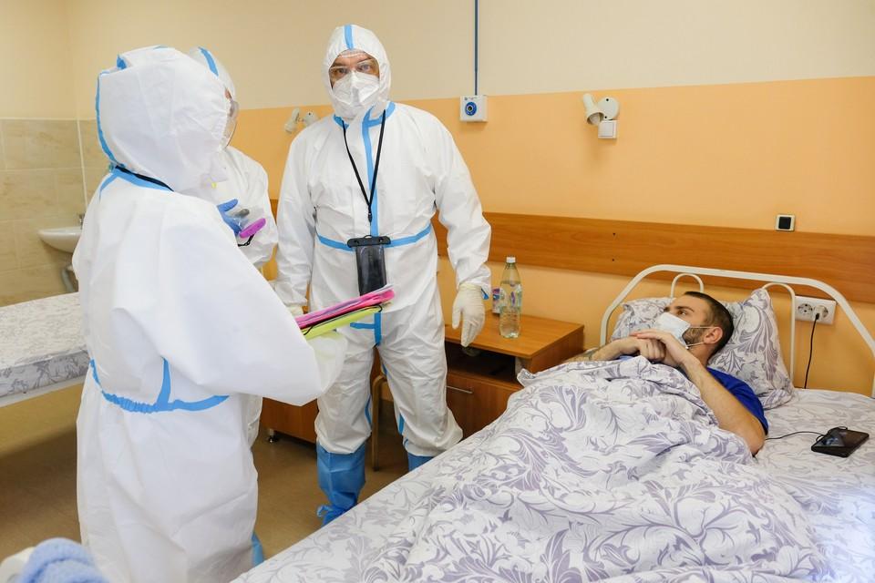 Актуальные данные по коронавирусу в Волгоградской области на 15 июля