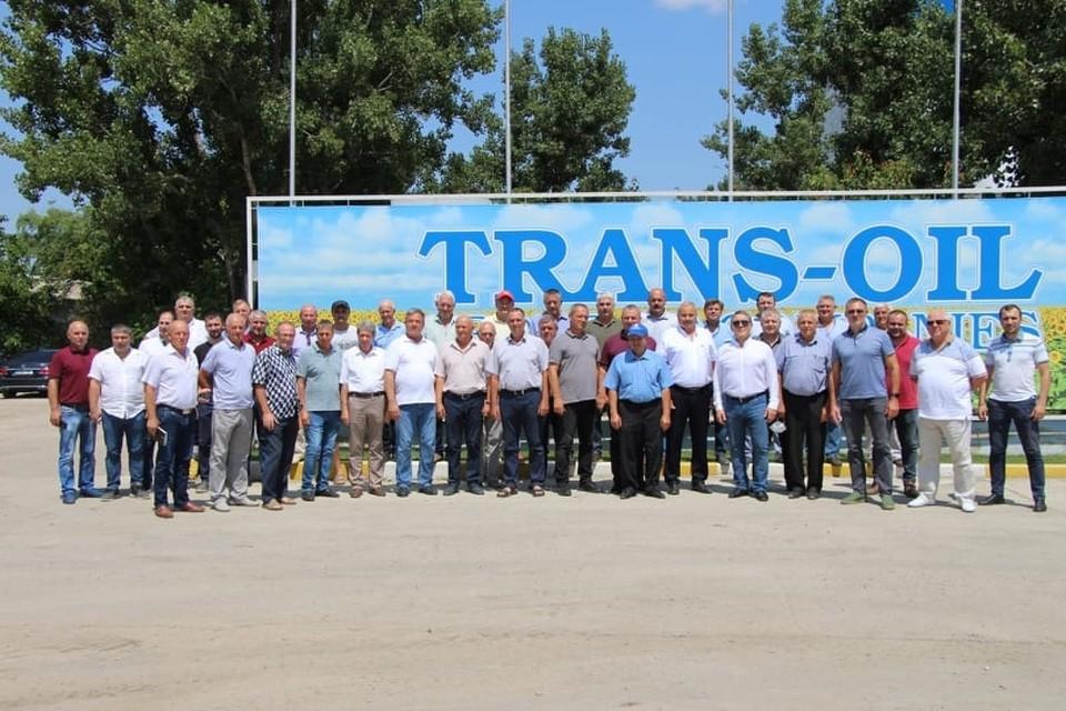 За последние десятилетия, холдинг «Trans Oil» не раз оказывал помощь сельхозпроизводителям Молдовы, однако, возможно, никогда раньше эта помощь не была так ощутима, как в 2021 году. Фото:tribuna.md