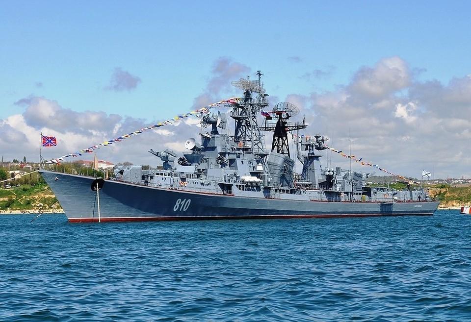 «Сметливый» - гордость России. Фото: архив «КП»-Севастополь»
