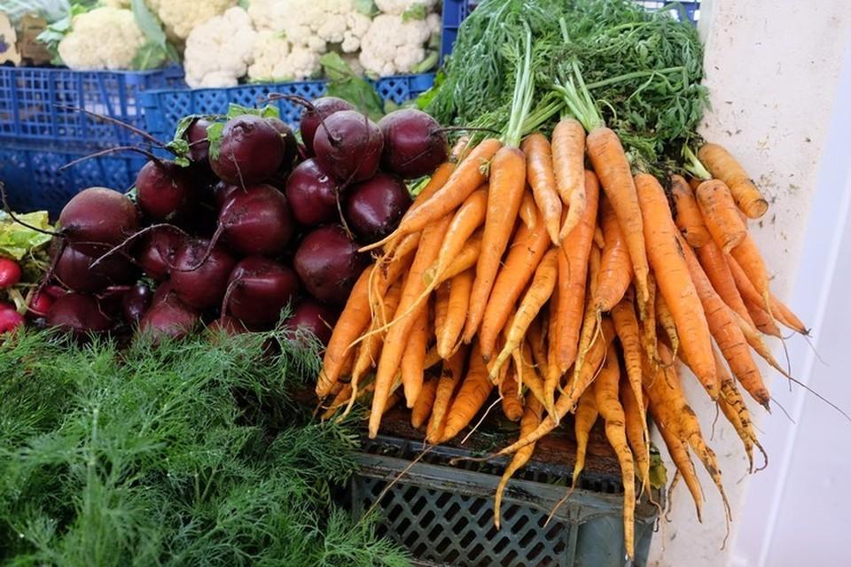 Морковь дороже бананов: обычный корнеплод подскочил в цене до 100 рублей.
