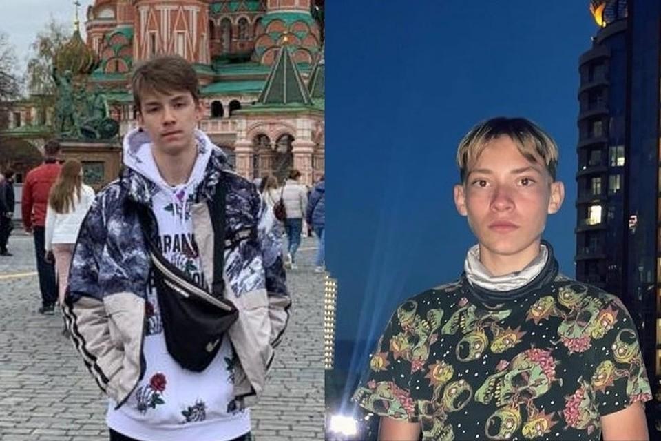 На фото Даниил Бубнов (слева) и Ян Швецов. Фото: СУ СК по Краснодарскому краю.