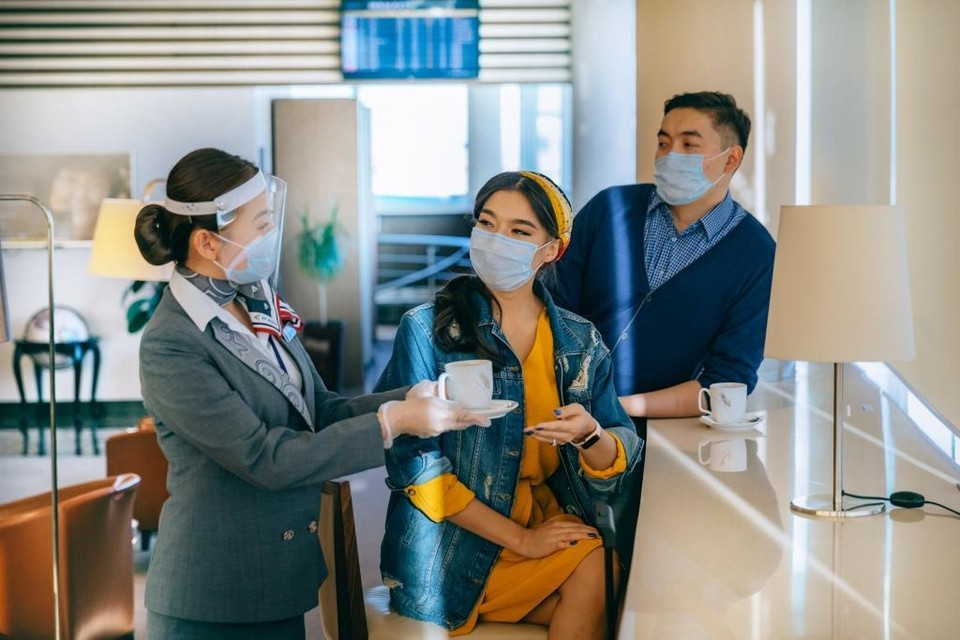 Air Astana прошла сертификацию Skytrax по предотвращению распространения COVID-19