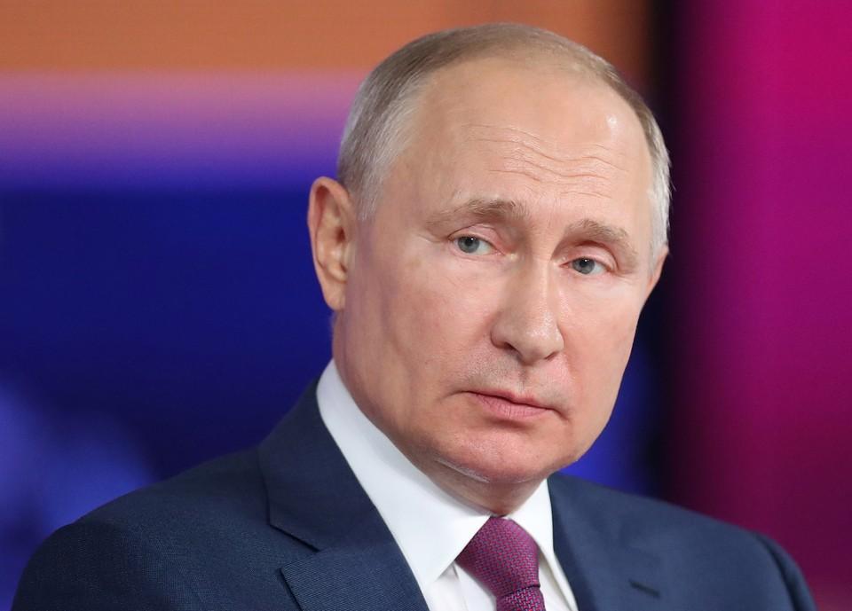 Владимир Путин выразил соболезнования Ангеле Меркель из-за наводнений на западе Германии