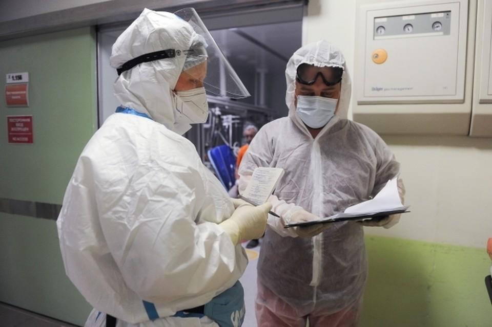 В Ростовской области коронавирусом заразились еще 322 человека