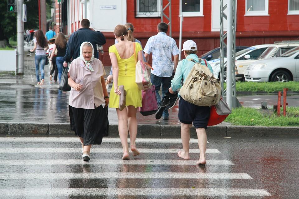 Синоптик рассказал о погоде в Алтайском крае