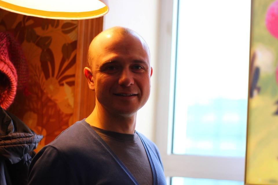 Алексей Гресько эмигрировал в Германию Фото: facebook.com/Alexey.Gresko