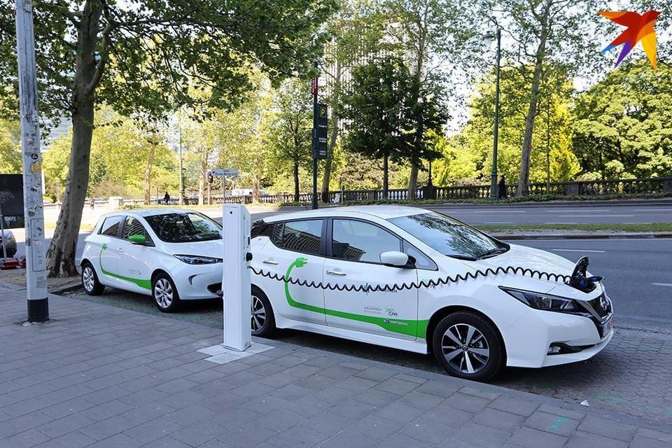В Беларуси насчитали 4 тысячи электромобилей.