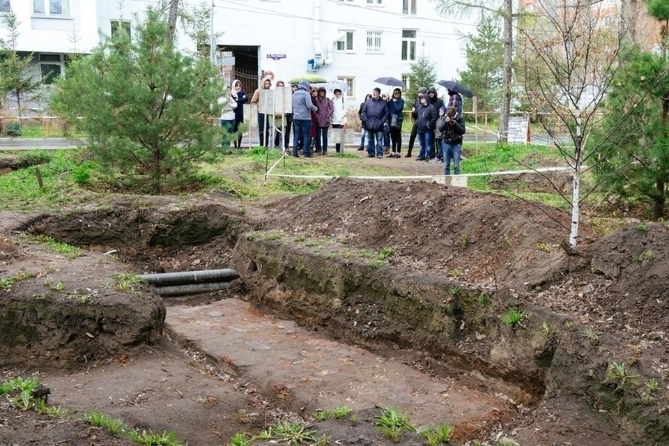 Раскопки начинаются уже 19 июля. Фото: vk.com/voopik.omsk