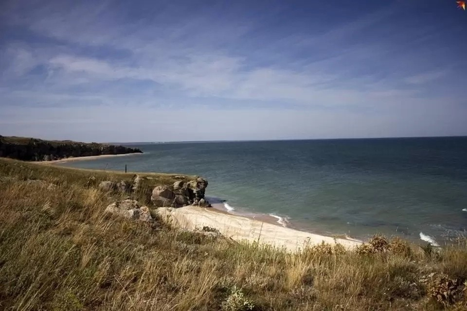 Инициатива добычи пресной воды в Азовском море принадлежит президенту РФ Владимиру Путину