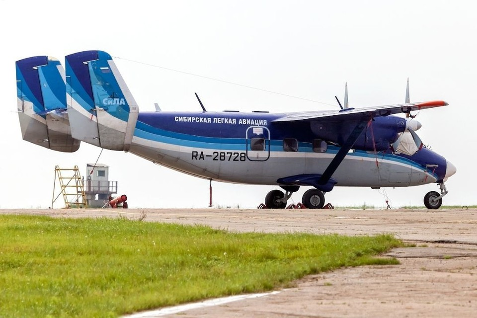 Пропавший самолет обнаружили. Фото: фото: vk.com/sila_avia