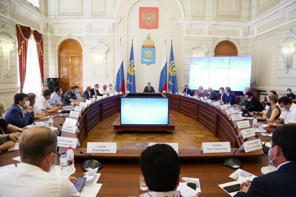 Сенатор РФ от Астраханской области рассказал о проделанной за 2020 год работе