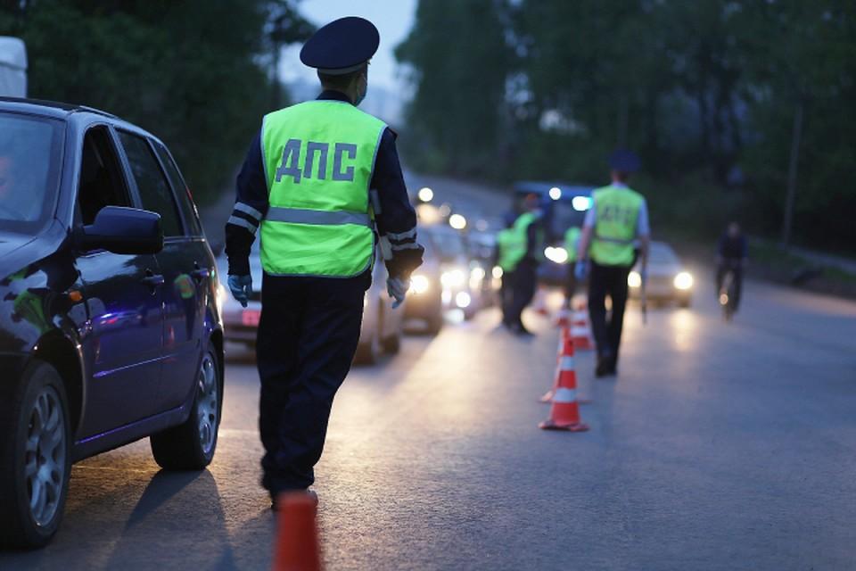 На заранее выбранных участках будут останавливать все транспортные средства. Фото: vk.com/gibdd43