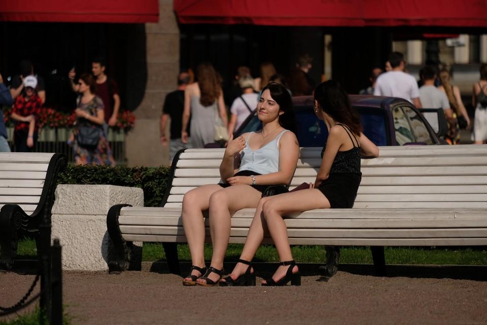 Как пережить жару, рассказали рождённые на юге жители Петербурга