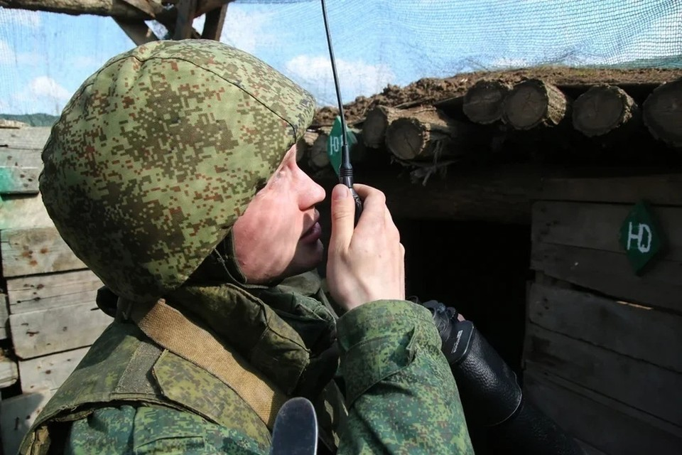 НМ ДНР четыре раза открывала ответный огонь по позициям ВСУ
