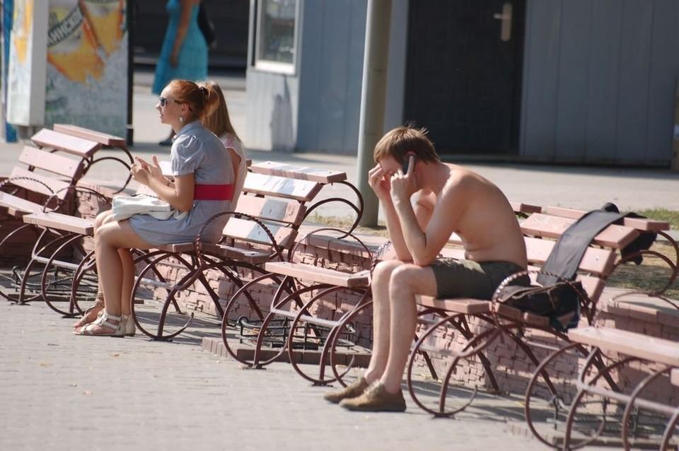 Прогноз погоды в Туле на 17 июля: жарко и ясно