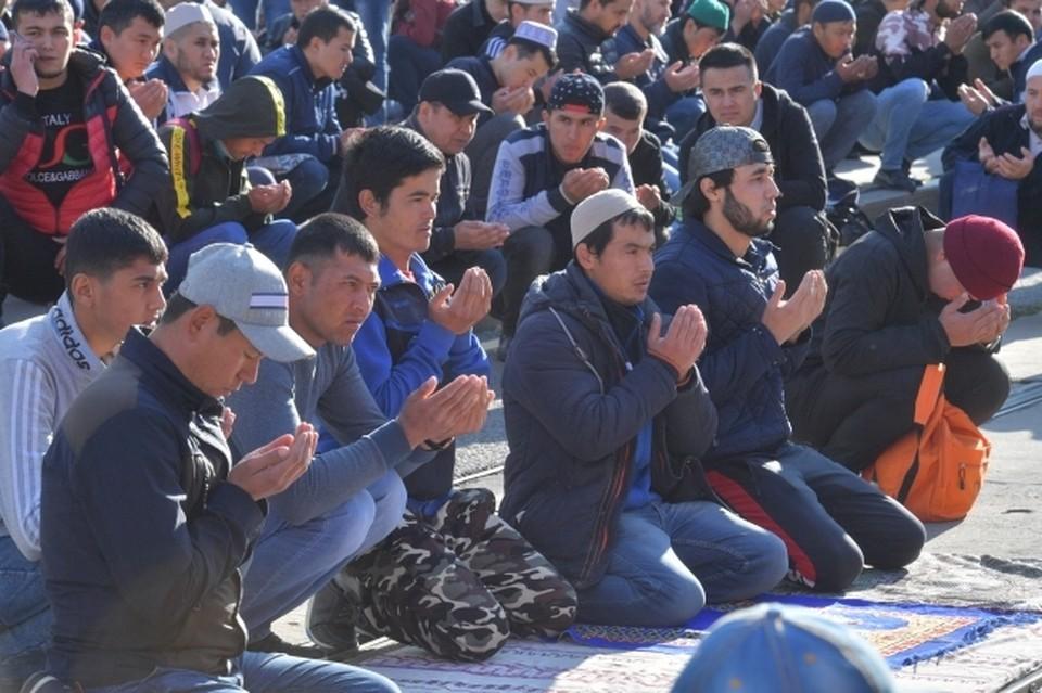 Мусульманам разрешили отпраздновать Курбан-байрам, но с ограничениями