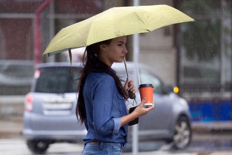 Погода в Иркутске: 18 июля днем до +20