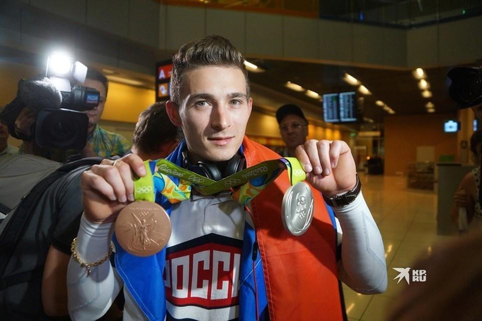 Для россиянина это уже третья олимпиада в карьере