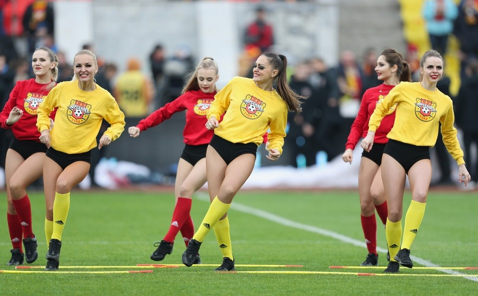 Тульский футбольный «Арсенал» объявил набор девушек в женскую команду