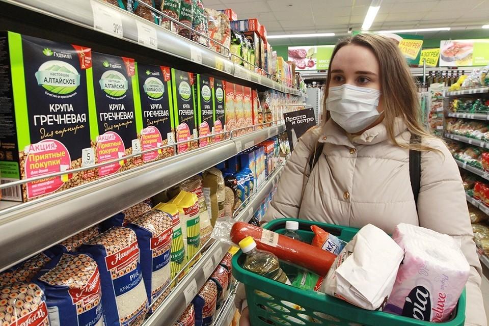 Налегают на конфеты и шоколад: чем злоупотребляют сибиряки, рассказали в Иркутскстате