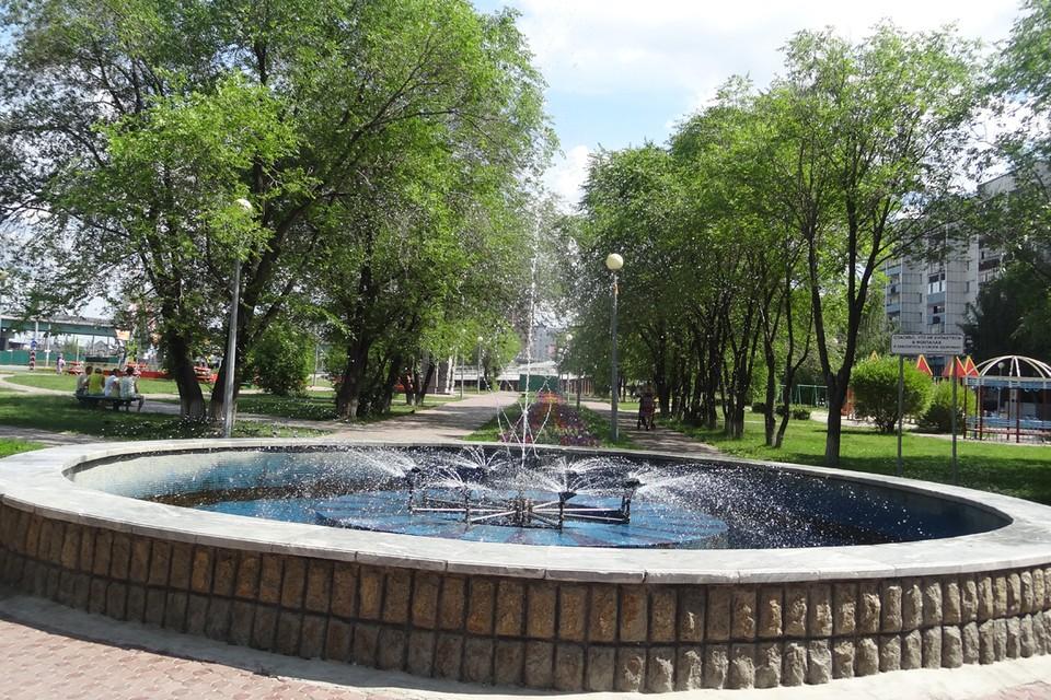 Тюменцам не советуют купаться в фонтанах: можно подхватить инфекцию