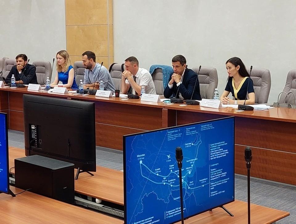 Европейские страны заинтересованы в сотрудничестве с Тюменской областью