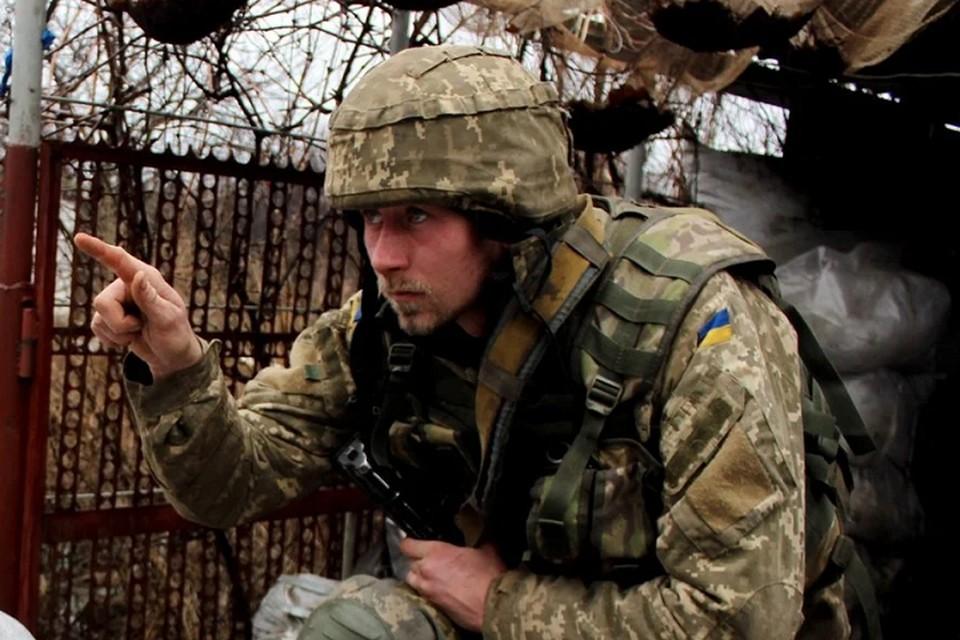 На проблему пьянства в украинской армии обратили внимание в правоохранительных органах. Фото: штаб «ООС»