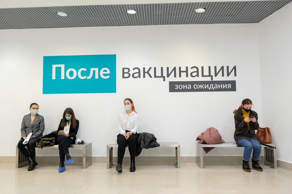 Заражаемость коронавирусом снизилась в Петербурге 19 июля
