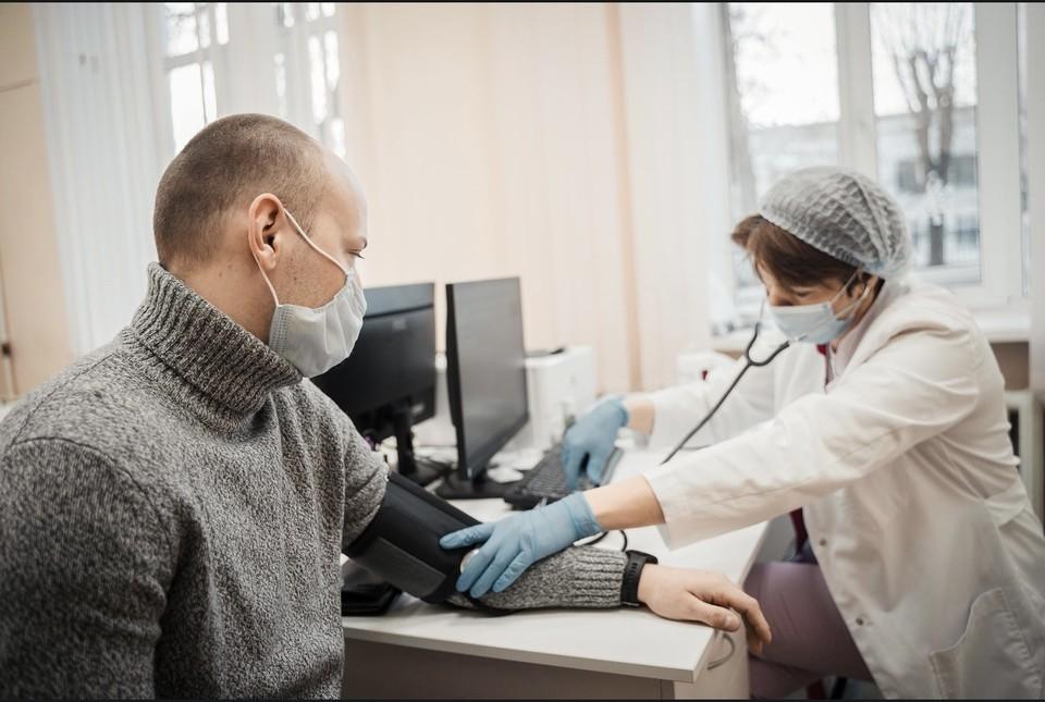 Число заболевших коронавирусом в регионе растёт.