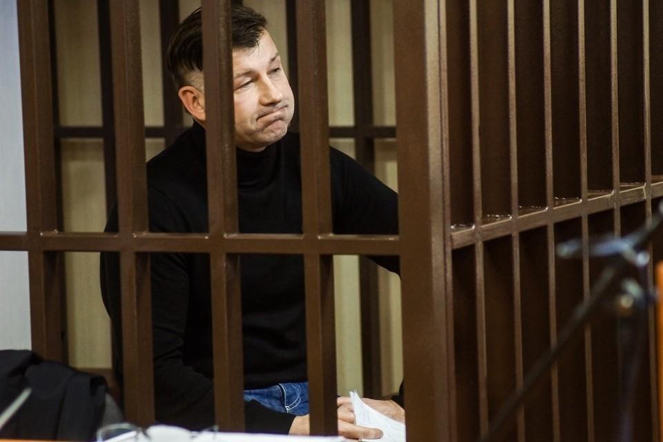 Дмитрия Сазонова признали виновным в получении взяток