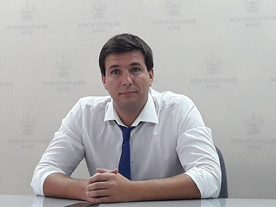 Журналист Александр Руденко