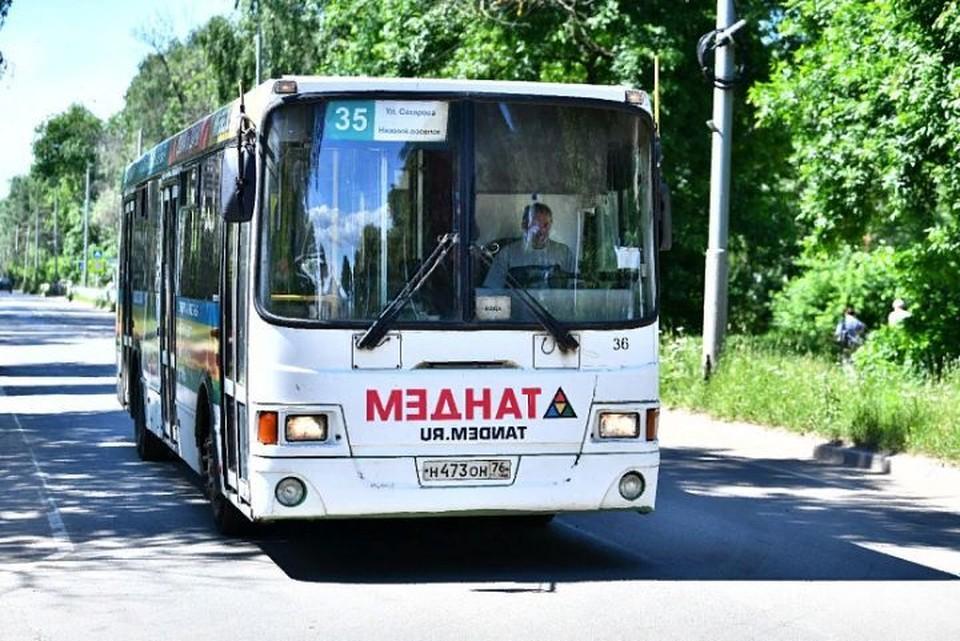 В Ярославской области за первые шесть месяцев этого года произошло 46 аварий с участием автобусов