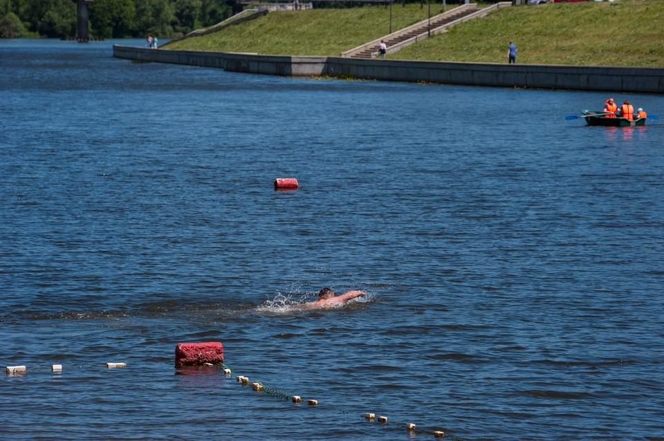 В орловских водоемах за сезон погибло уже восемь человек