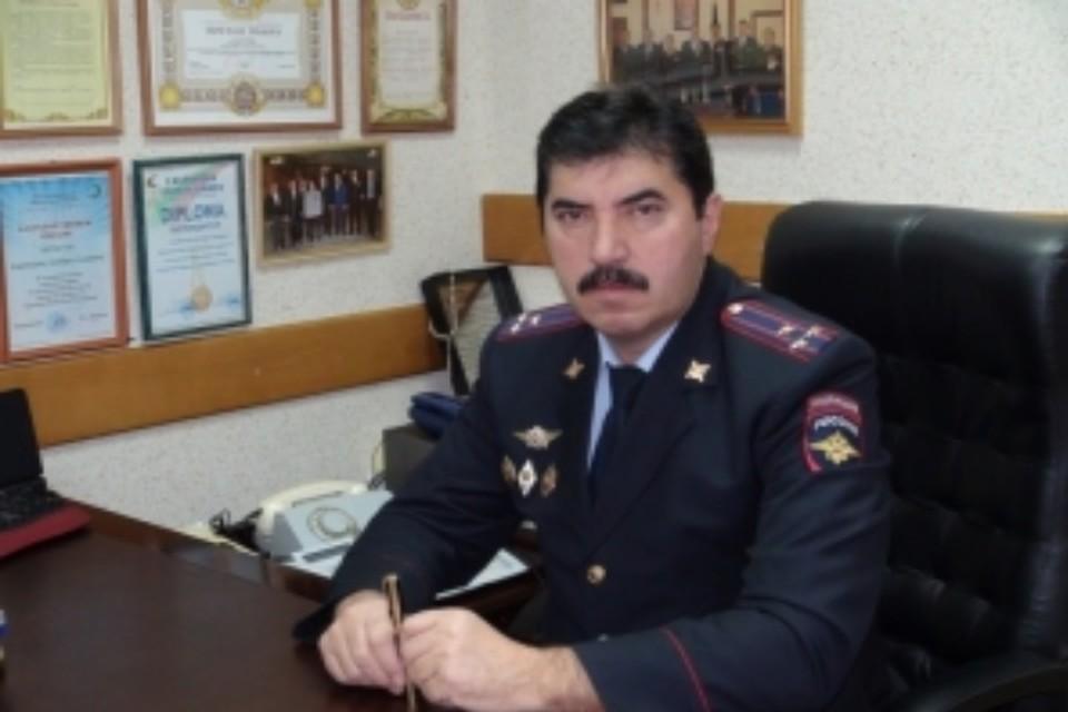 В органы внутренних дел Альберт Карабашев пришел еще в 1982 году